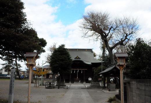 下石原八幡神社