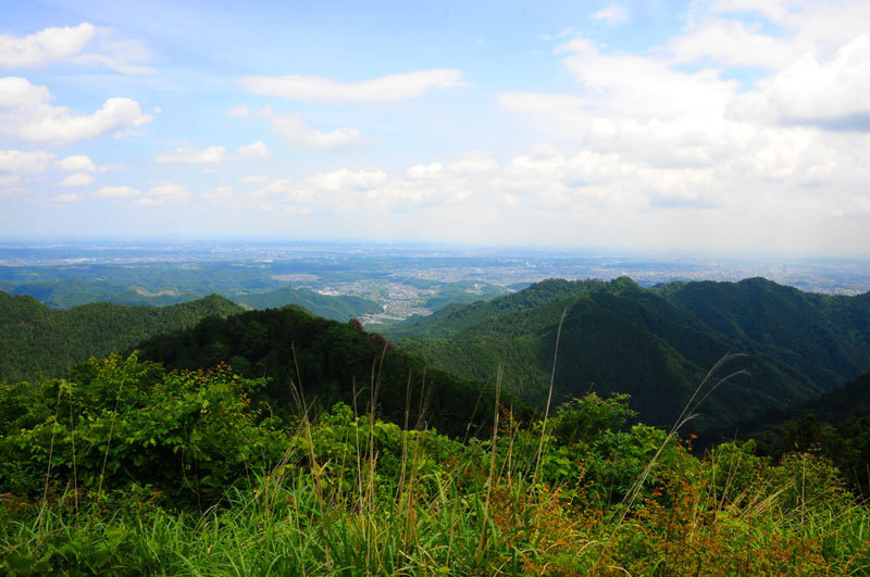 影信山頂727m